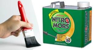 Nitromors Paint and Varnish Remover