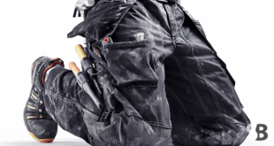 Next Generation Trousers