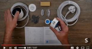 Installing a Nest Cam Outdoor Home Security 24/7 CCTV