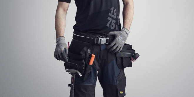 climate control workwear