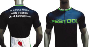 Festool Teams up with British Lung Foundation