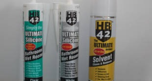 Tips for applying silicone sealant