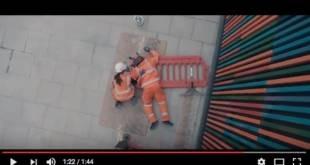 Crossrail health & safety videos