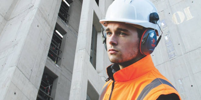 head and hearing protection