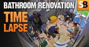 Bathroom Renovation Time Lapse | Series Teaser