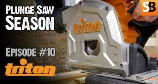 Triton TTS1400 Plunge Cut Track Saw