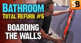 Bathroom Renovation #6 Elements Board