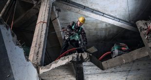 Breakthrough at Metabo: The New SDS-Max Hammers with Brushless Technology