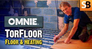 TorFloor Suspended Underfloor Heating from Omnie