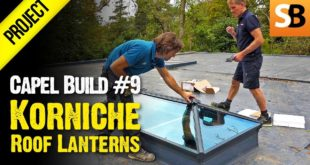 Installing Korniche Roof Lanterns