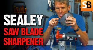 Is the Sealey Saw Blade Sharpener Any Good?