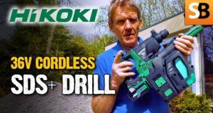 Understanding SDS-Plus Hammer Drills with HiKOKI