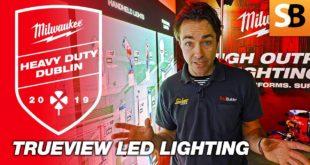 Bright Idea - Milwaukee Trueview LED light