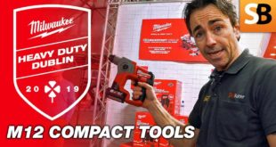 Compact Cordless Milwaukee M12 System