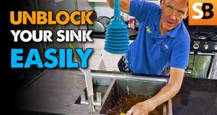 How to Unblock Your Sink
