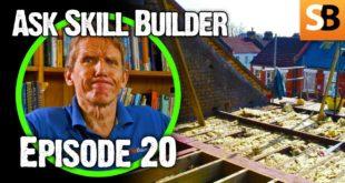 Loft Conversions & Tiling onto Tiles ASB #20