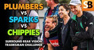 Plumbers v Sparks v Chippies Peugeot Challenge
