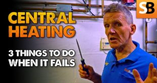 Central Heating Fail? 3 Things You Can Try