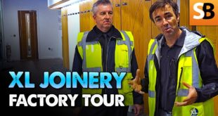XL Joinery Factory Tour
