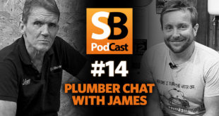 Podcast 14 with James from Plumberparts