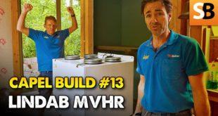 Robin Installs the Lindab MVHR System
