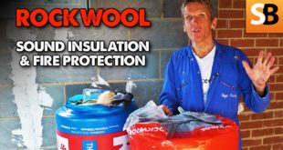 Rockwool for Sound Insulation & Fire Protection