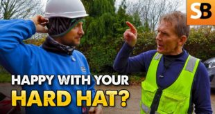 'Happy with your hard hat?' with MSA Safety