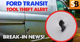 Break-in News! Ford TRANSIT Owners Watch This