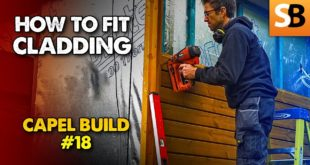 How to Install External Cladding
