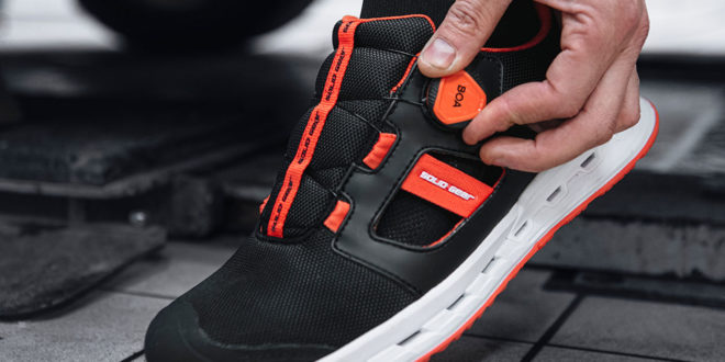 Solid Gear Safety Footwear