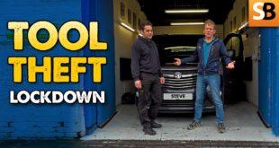 Tool Theft Lockdown