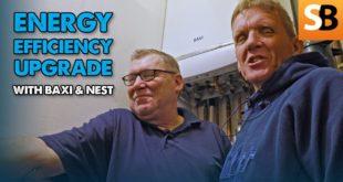 Easy Energy Efficiency Upgrade Baxi & Google Nest