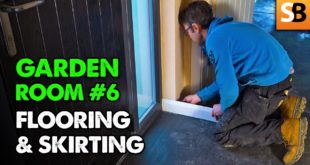 Flooring and Skirting Boards