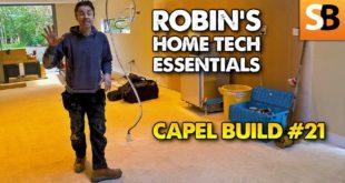 Home Tech Essentials & Ideas