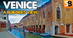 A Builders View of Venice