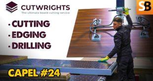 Cutwrights Cutting, Edging Drilling
