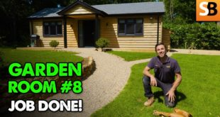 The Completed Project Garden Room #8