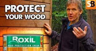 Timber Treatment with Roxil Wood Protection Cream