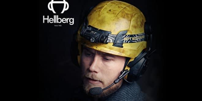 Hellberg Secure Active Helmet