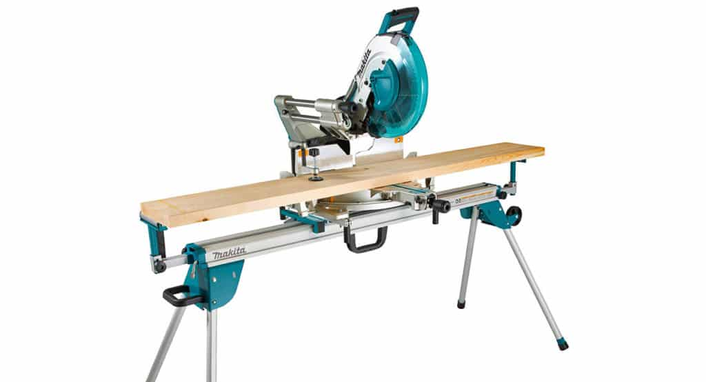 Makita WST07 mitre saw 2