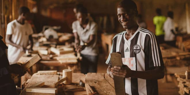 Unwanted tools to help change lives in Africa