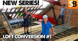 Loft Conversion Steel Beam Challenge