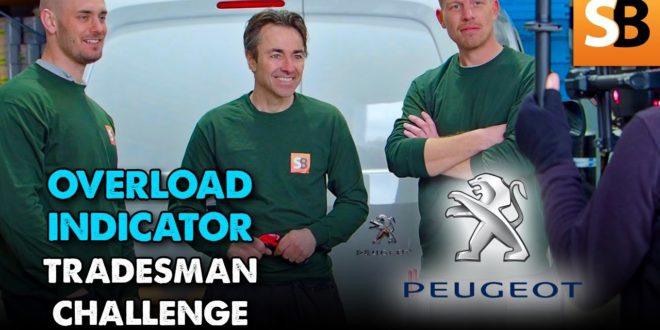Peugeot Overload Indicator Tradesman Challenge