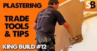 Plastering Trade Tools Pro Tips