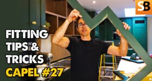 Pro Kitchen Fitting Tips and Tricks – Capel #27