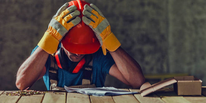 Insurance Policies self-employed builders need