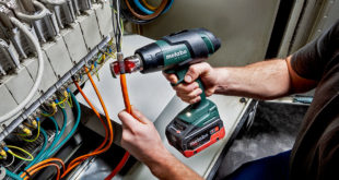 Mobile Heat With the New Cordless Hot Air Gun from Metabo