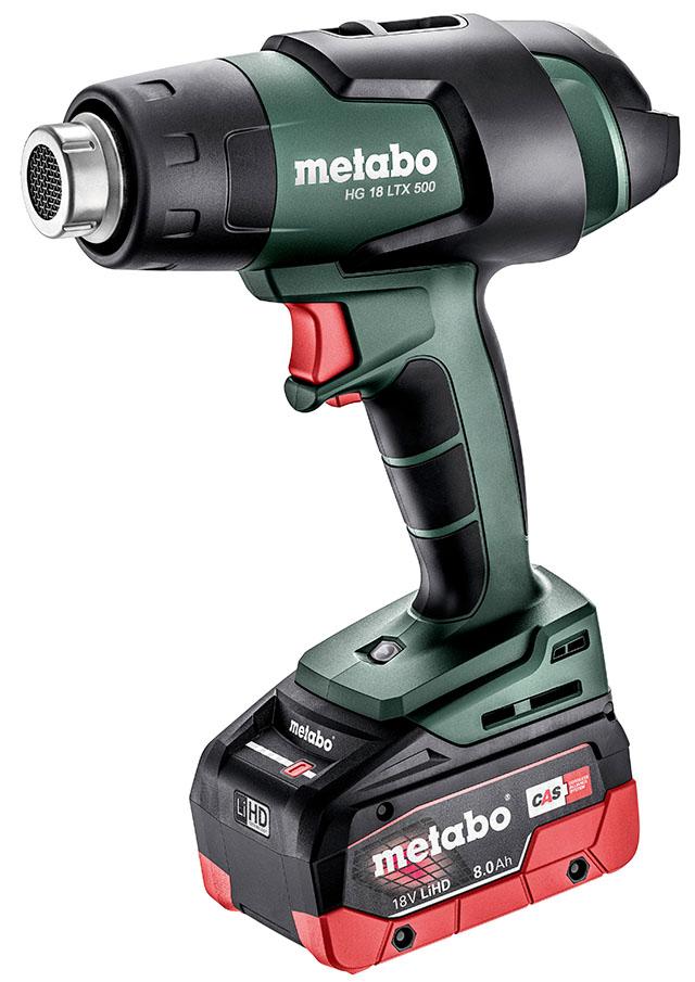 Metabo Heat Gun HG 18 LTX 500 b