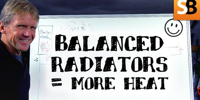 get more heat from your radiators system balance youtube thumbnail