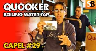 Quooker Fusion Boiling Water Tap – Capel #29